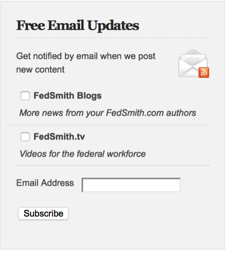 Free Email Updates